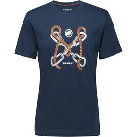 Mammut Sloper T-Shirt Men, azul